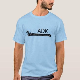 Camisa do mergulhão-do-norte t de ADK Adirondack
