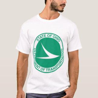 Camisa do Ministério do Transporte de Ohio