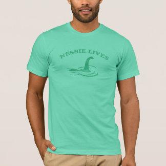 Camisa do monstro de Loch Ness