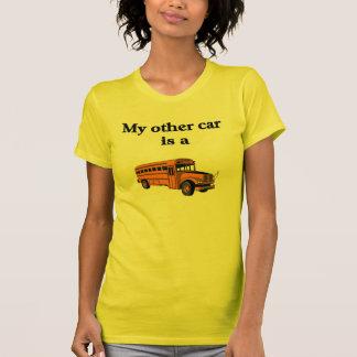Camisa do motorista de auto escolar tshirts
