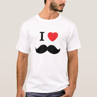 camisa do Moustache da VE