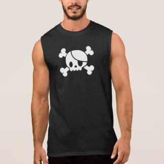 Camisa do músculo do crânio dos homens