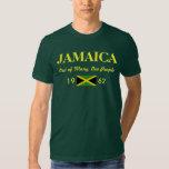 Camisa do nacional de Jamaica Tshirt