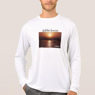 Camisa do NASCER DO SOL de ISRAEL GALILEE Camiseta