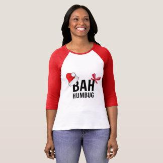 Camisa do Natal da farsa de Bah