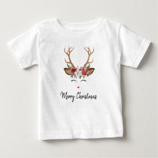 Camisa do Natal da rena
