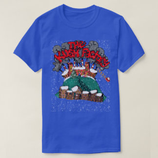 camisa do Natal t