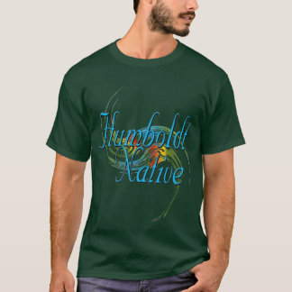 Camisa do nativo de Humboldt