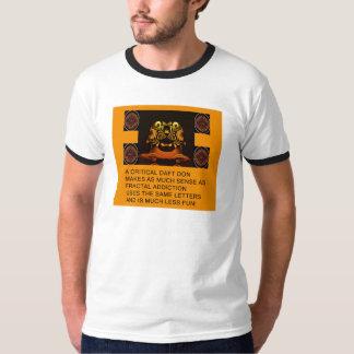 Camisa do nerd
