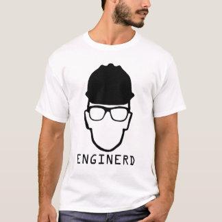 Camisa do nerd da engenharia de Enginerd
