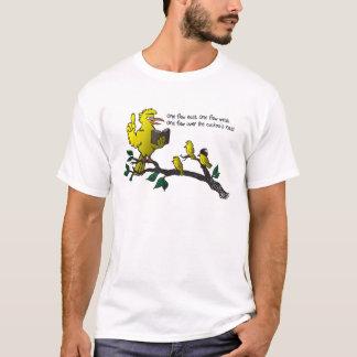 Camisa do ninho do cuco