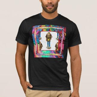 Camisa do Nutcracker do hippy