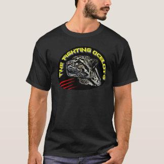 Camisa do Ocelot da luta dos homens