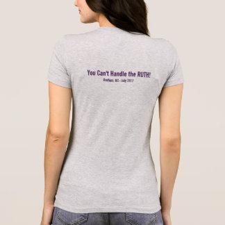 Camisa do oficial de RUTHCon II - o ajustado da