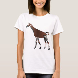 Camisa do Okapi