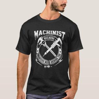 Camisa do operador