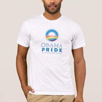 Camisa do orgulho de Obama