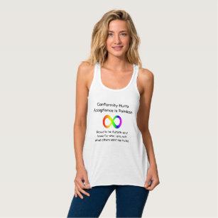 Camisa do orgulho do autismo