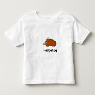 Camisa do ouriço t tshirt
