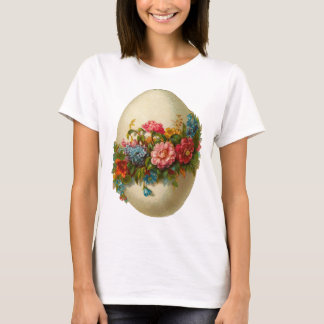 Camisa do ovo da páscoa do vintage
