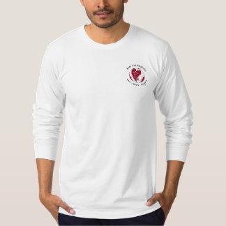 Camisa do P.A.C.K. dos homens Camiseta