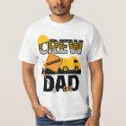 Camisa do pai da construção, camisa do