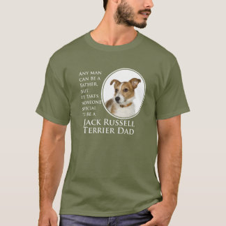 Camisa do pai de Jack Russell