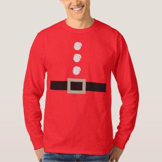Camisa do papai noel