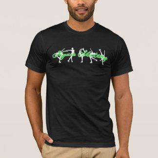 Camisa do patinagem artística - figura patinadores