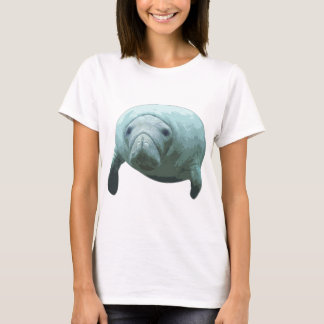 Camisa do peixe-boi