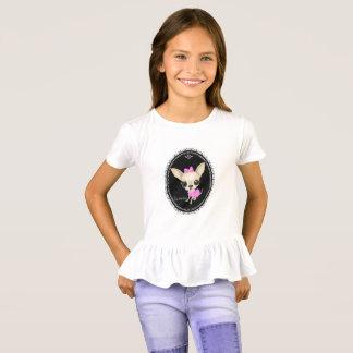 Camisa do Peplum das crianças do qui Yum Yum