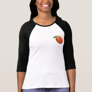 Camisa do pêssego