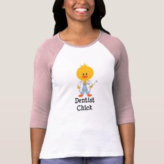 Camisa do pintinho do dentista