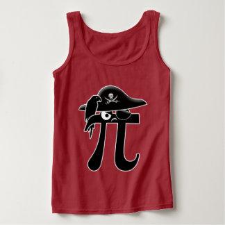 Camisa do pirata regata basic