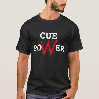 Camisa do poder T da sugestão
