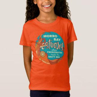 Camisa do polvo da baía do Morro dos miúdos