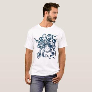 Camisa do polvo para mulheres/homens - camiseta