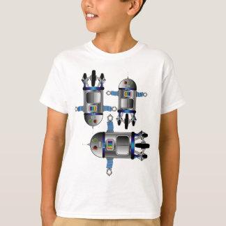 camisa do presente da novidade do menino do