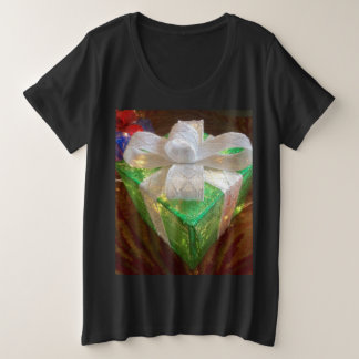 Camisa do presente de Natal das mulheres
