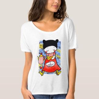 camisa do presente do amor dos amigos do animal de
