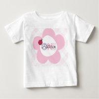 """Camisa do primeiro aniversario de """"Addison"""""""
