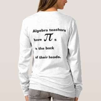 camisa do professor t