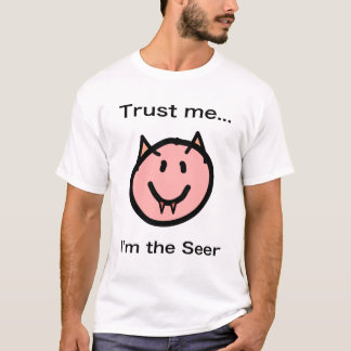 Camisa do profeta do homem-lobo