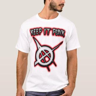 Camisa do PUNK ROCK t