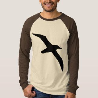 Camisa do Raglan dos homens