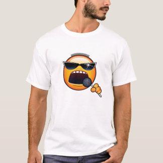 Camisa do rapper