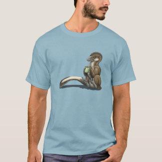 Camisa do raptor de Caffeinated