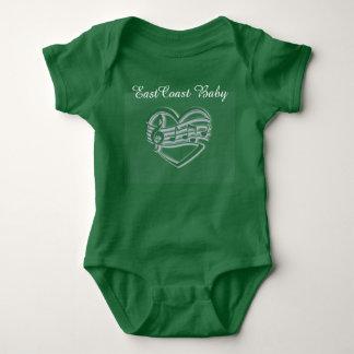 """Camisa do """" rota do bebê da música do bebê da"""