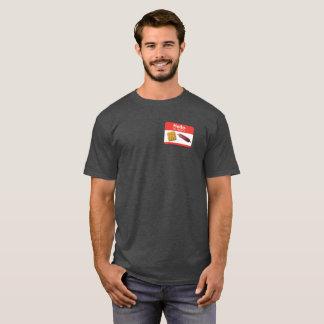 Camisa do salame dos Ramen