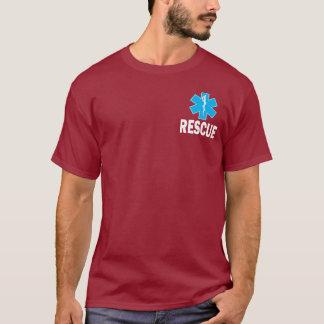 Camisa do salvamento